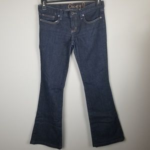 Chip & Pepper Flare Womens Jeans Sz 27